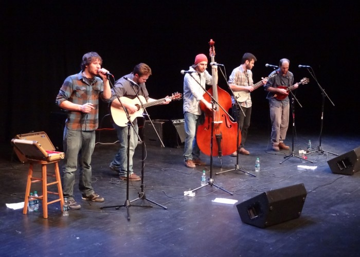 Live Review: Something with Strings at Oldcastle Theatre