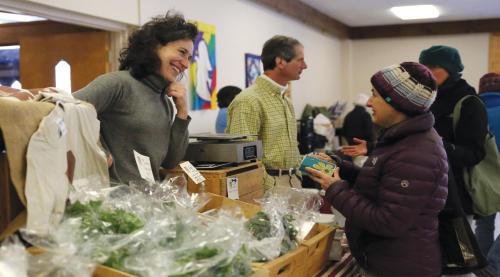 Feature: Bennington Farmer's Market