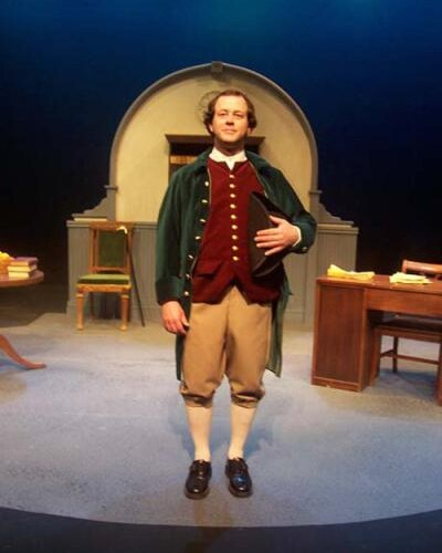 "Preview: ""Revolutionary Wizard, Ben Franklin"" at Oldcastle"