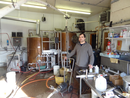 Feature: Northshire Brewery
