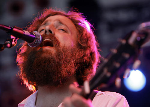 Feature: Iron and Wine
