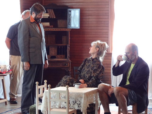 Preview: The Cherry Orchard at Park McCullough