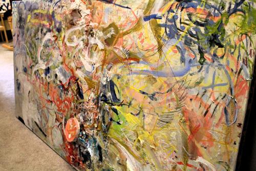 Feature: Painter Renée Bouchard